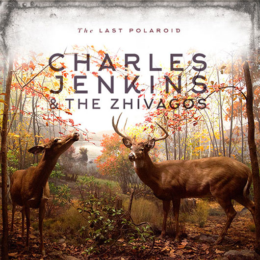 Charles Jenkins 2017 news – NEW ALBUM is on the way in July!